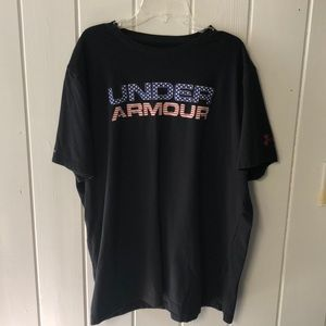 Under Armour Tee - FOURTH OF JULY ITEM - Large